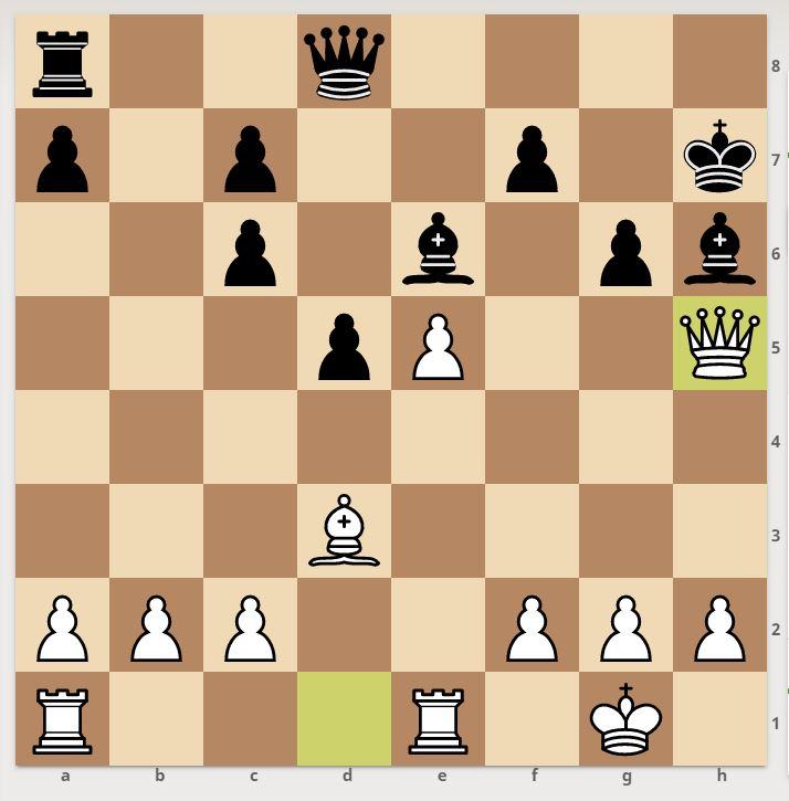 taktyka szachowa związanie